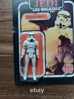 Star Wars Vintage LILI Ledy Stormtrooper Moc Variante Rare Mexico 30 Retour