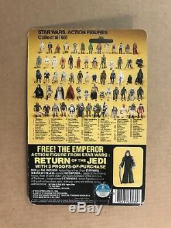 Star Wars Vintage Le Retour Du Jedi Ben Obi-wan Figure Kenobi Moc 65 Retour C 65c