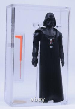 Star Wars Vintage Loose Darth Vader Télescoping Saber Dt Afa 90+ Hk Coo