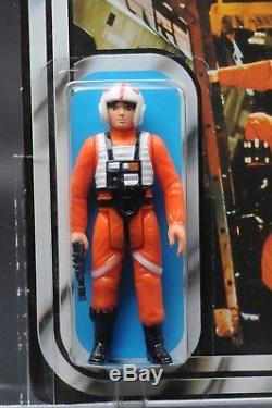 Star Wars Vintage Luc X-wing 20 Retour-b Afa 85 (85/85/85) Moc