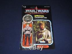 Star Wars Vintage Luke Endor Han Carbonite Pilote A Impérial Pilote