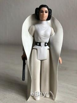 Star Wars Vintage Original Kenner Prinzessin Leia Organa Vinylcape Und Waffe