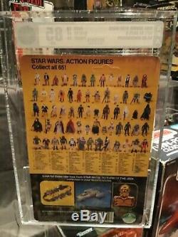 Star Wars Vintage R2-d2 65 Retour B Graded Afa 85 @@ Superbe @@