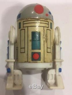 Star Wars Vintage R2-d2 Droïdes Saber Pop-up Cartoon Action Figure 1985 Rare