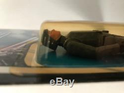 Star Wars Vintage Rotj At-at Commandant 65 Retour Mrc Unpunched