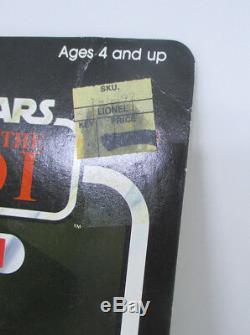 Star Wars Vintage Stormtrooper Moc Figure 77 Retour Rotj 1983 Kenner