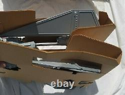 Star Wars Vintage Tie Interceptor Véhicule Original Box Insert Unused 1983 Travaux