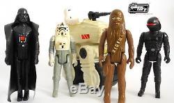 Star Wars Vintage Uzay Lot Vintage Bootleg Dark Vador Artisan Impérial Mtv 7