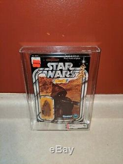 Star Wars Vintage Vinyl Cape Jawa 12 Retour Au Canada Kenner Canada Gde Moc Afa 80