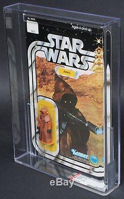 Star Wars Vintage Vinyle Cape Jawa 12 Retour-a Afa 70 (90/85/60) Mrc Unpunched