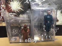 Star Wars Vintage Vinyle Cape Jawa & Bleu Snaggletooth Afa Saint Grati