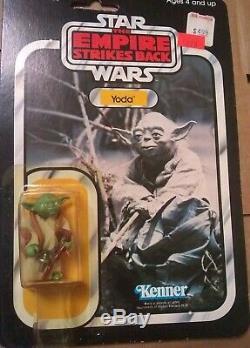 Star Wars Yoda Cru Serpent Brun 41 Dos Esb Moc