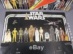 Support D'affichage Early Bird De Star Wars Vintage, 1977