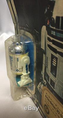 Takara R2d2 Vintage Star Wars 12 Retour Kenner Japonais Jouet Figure R2-d2 Autocollant