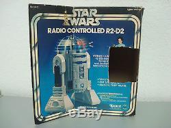 Télécommandes À Télécommande Kenner R2-d2 À Télécommande Télécommandée 1977 De Star Wars