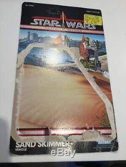 Véhicule À Écumoire Sable Vintage Power Of The Force Par Star Wars