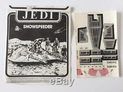 Véhicule Snowspeeder Vintage Star Wars Inutilisé & En Boîte Palitoy Original 1983