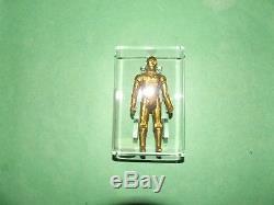 Vintage 1977 LILI Ledy Hong Kong C3po Golden De Star Wars! Afa 60! Rare