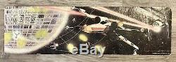 Vintage 1978 Kenner Star Wars Anh 12 Première Courrier Loin D'action Figure Présentoir