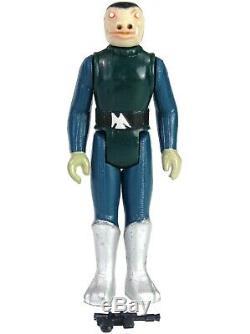 Vintage 1978 Kenner Star Wars Cantina Sears Bleu Snaggletooth Toe Dent Afa IL
