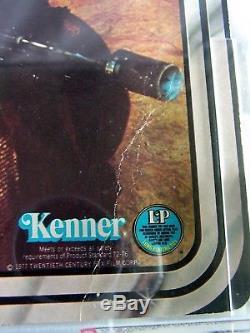 Vintage 1978 Star Wars (kenner) Jawa 20a Retour Afa 75 (75/80/85) Ex + / Nm Non Perforé