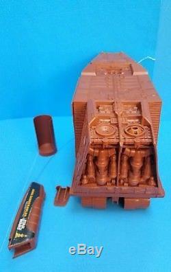 Vintage 1979, Jawa Sandcrawler, Contrôlé Par Radio, Complet