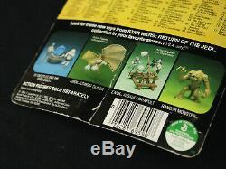Vintage 1983 Kenner Star Wars Rotj Artoo-detoo R2-d2 Moc Withsensorscope 77-retour