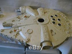 Vintage Kenner Canada Millennium Falcon Jouet Star Wars Canadien Avec Box D'origine