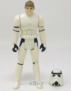 Vintage Kenner Dernière 17 Lfl 1984 Potf Star Wars Luke Skywalker Stormtrooper