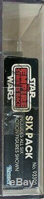 Vintage Kenner Esb 1981 Six-pack Afa 85 Nm +! Super Rare Misb! Saint Graal