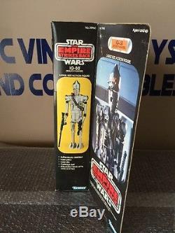 Vintage Kenner Ig-88 Afa Star Wars Esb 15 Figure Factory Welled Wow