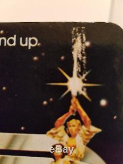 Vintage Kenner Luke Skywalker 12 Star Wars 1977 Retour Non Ouvert