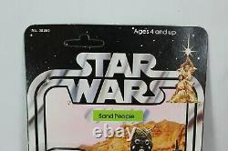 Vintage Kenner Star Wars 1979 20 Back Sand Personnes Tusken Raider Moc Pasked