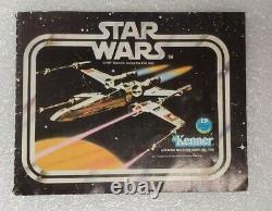 Vintage Kenner Star Wars Boba Fett Original Scellé Baggie 1979 Mail Away
