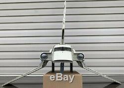 Vintage Kenner Star Wars Rotj Imperial Navette Withoriginal Box / Manuel & Fonctionnement