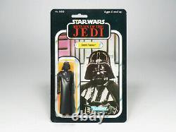 Vintage LILI Ledy Mexique Rotj Darth Vader Monnaie Sur La Carte Wars Moc Étoiles