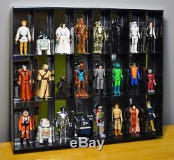 Vintage Original Star Wars Lot 98 Figures Et Armes Super Propre Et Complet