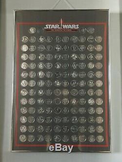 Vintage Set Star Wars De Pièces Potf, Kenner Executive Cadre