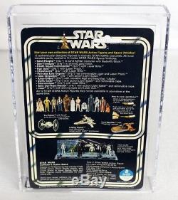 Vintage Star Wars 12 Retour-a Han Solo (petite Tête) Afa 85 Nm + # 14404630