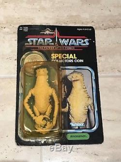 Vintage Star Wars 17 Derniers Amanaman Moc