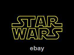 Vintage Star Wars 8 Jawa & Blaster 12 Figure Toy Kenner 1979 Hong Kong Vgc