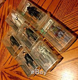 Vintage Star Wars Afa Graded Set De 91 Figurines D'action 80-85-90