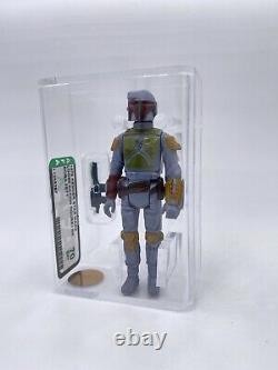 Vintage Star Wars Boba Fett Action Figurine 1979 Kenner Rare Ceinture Non Peinte