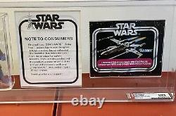 Vintage Star Wars Boba Fett Mail Away Mailer Afa U75 1979 Kenner Original Nice