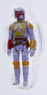 Vintage Star Wars Boba Fett, Pilote D'ingénierie De Pré-production, Variante Rare