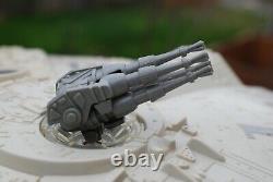 Vintage Star Wars Complete Millennium Falcon Vehicle Kenner Works