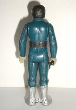 Vintage Star Wars Complète Rare Bleu Snaggletooth Action Figure 1978