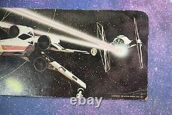 Vintage Star Wars Early Bird Collector's Action Figure Display Stand Kenner