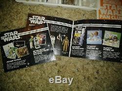 Vintage Star Wars Early Bird Set Avec Sabre Laser Dt Luke 1977 Mail Away Rare