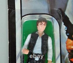Vintage Star Wars Esb 21 Retour Han Solo Moc Kenner